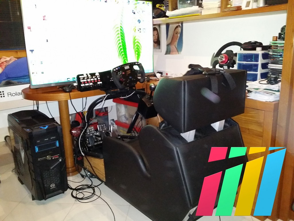 The big 'Show your own race rig/setup' topic
