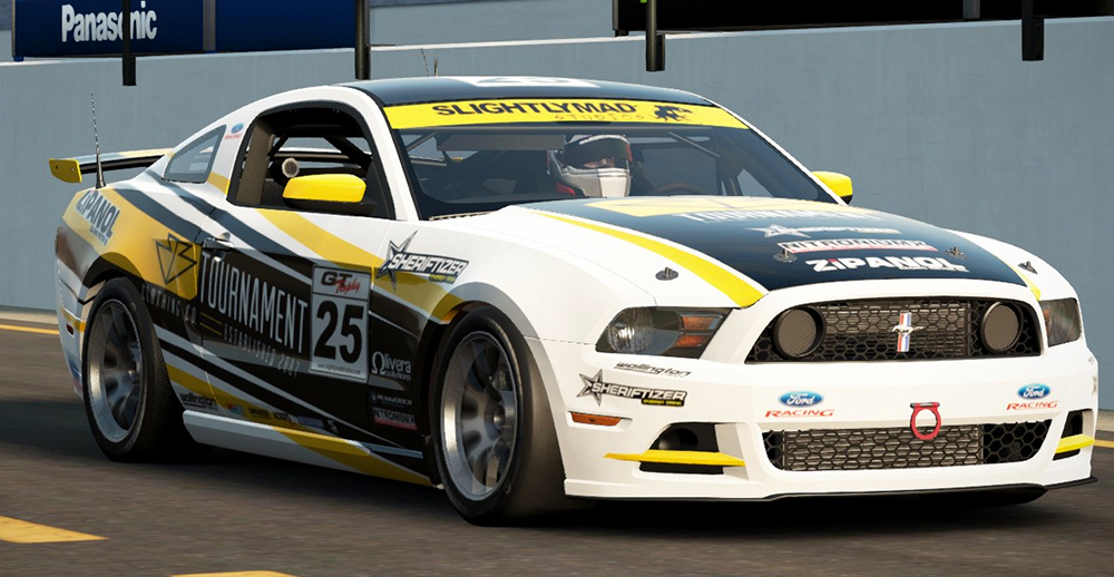 Project Cars Setup Mustang Boss Pc