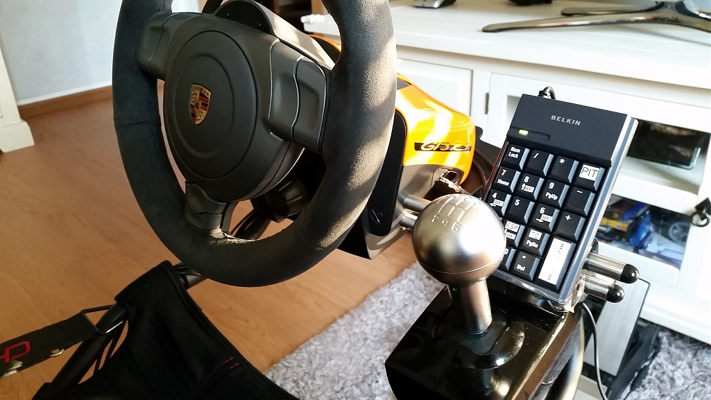 Project Cars  Keyboard Ps