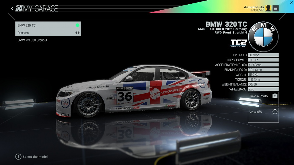 Known Issue Bmw 320 Tc Top Speed