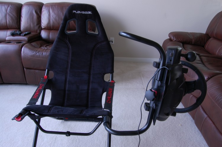 T3PA PRO And Playseat Challenge