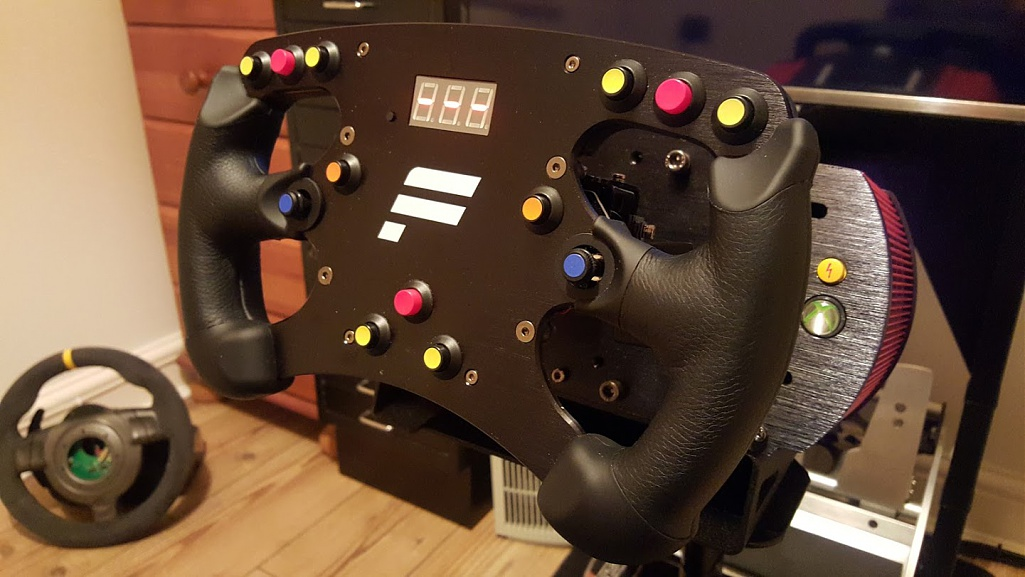 PS4] Fanatec hardware discussion thread - Page 237
