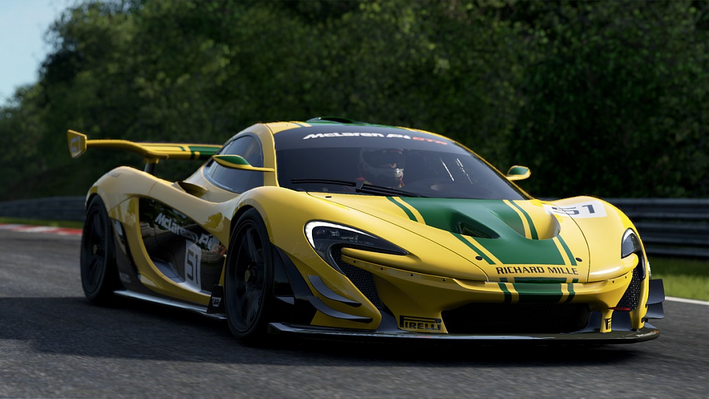 Project cars 2 liveries game vs real page 5 - Project cars mclaren p1 ...