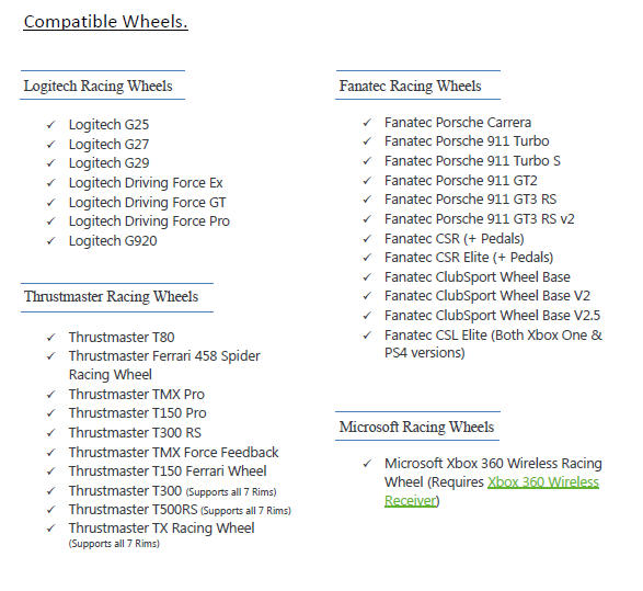 Fanatec CSL ELITE and Thrustmaster TH8A - will that work