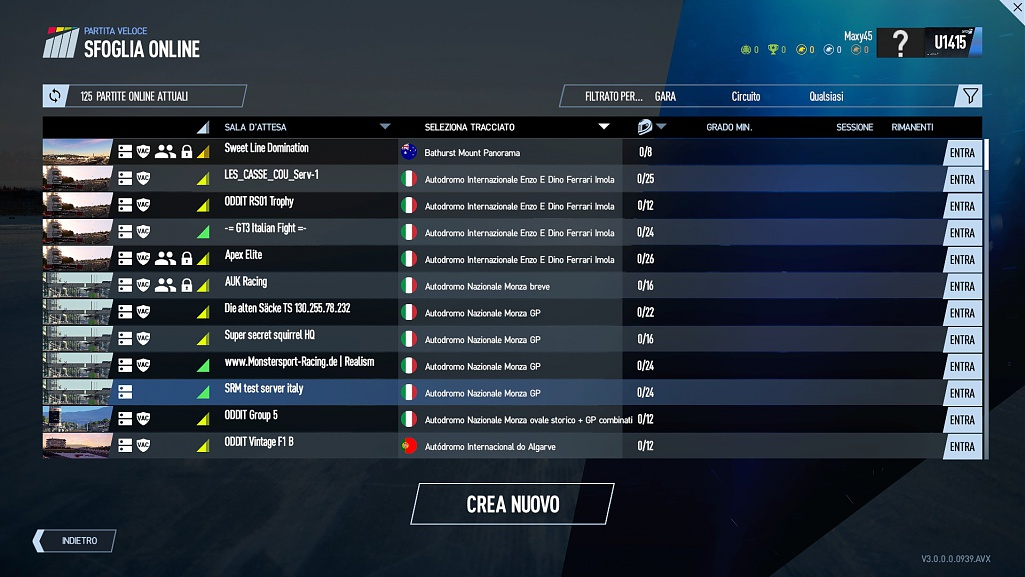 dedicated server not present in list but is present on steam
