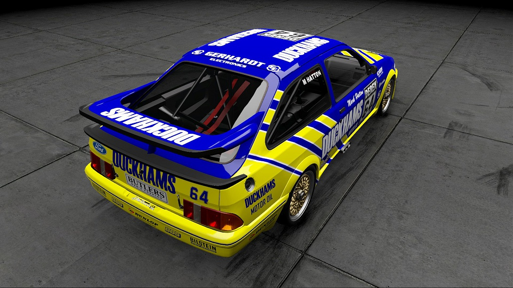 Click image for larger version.  Name:Duckhams Ford Sierra Cosworth 03.jpg Views:1 Size:219.7 KB ID:280075
