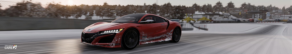 Click image for larger version.  Name:1 PROJECT CARS 3 ACURA NSX 2020 at ZOLDER Snow copy.jpg Views:0 Size:61.9 KB ID:282591