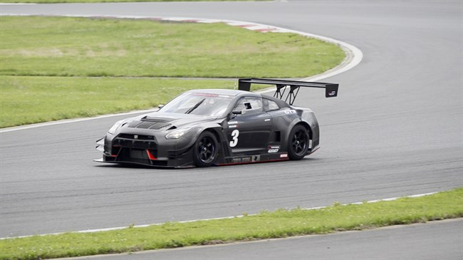 Click image for larger version.  Name:On track front shot 2015 spec Nissan GT-R NISMO GT3 high res.jpg Views:10801 Size:47.5 KB ID:200343