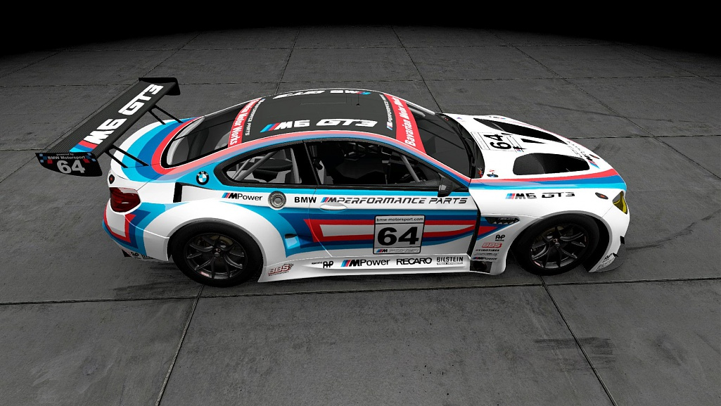 Click image for larger version.  Name:M Performance Parts BMW M6 GT3 02.jpg Views:1 Size:193.8 KB ID:280973