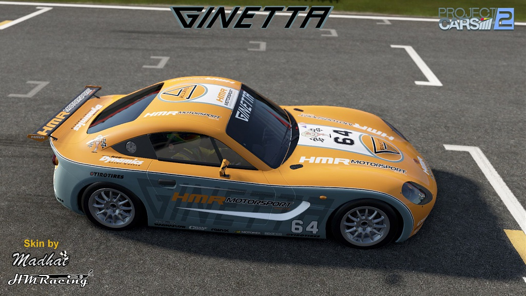 Click image for larger version.  Name:Ginetta G40 HMR 01.jpg Views:1 Size:222.5 KB ID:281422