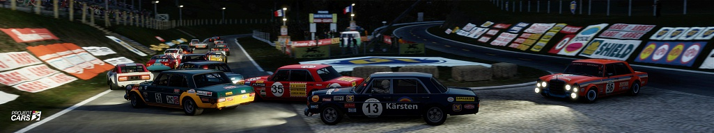 Click image for larger version.  Name:1 PROJECT CARS 3 MERC 300 SEL at ROUEN LES ESSARTS HISTORIC copy.jpg Views:0 Size:86.3 KB ID:282147