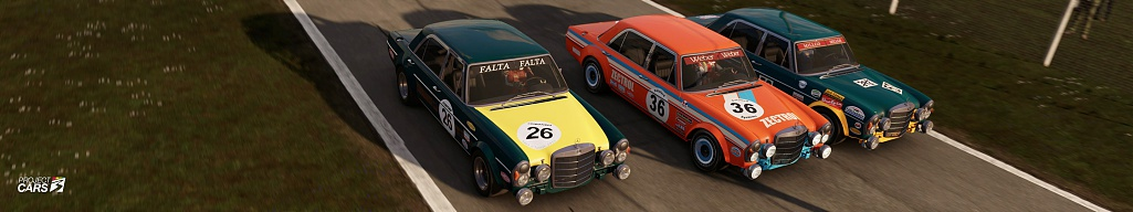 Click image for larger version.  Name:4 PROJECT CARS 3 MERC 300 SEL at ROUEN LES ESSARTS HISTORIC copy.jpg Views:0 Size:74.6 KB ID:282150