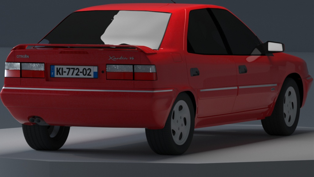 Click image for larger version.  Name:xantia new render3.jpg Views:1 Size:93.4 KB ID:248700