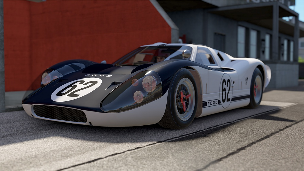 Click image for larger version.  Name:Ford MKIV Vintage Le Mans Pits 2.jpg Views:0 Size:104.3 KB ID:279834