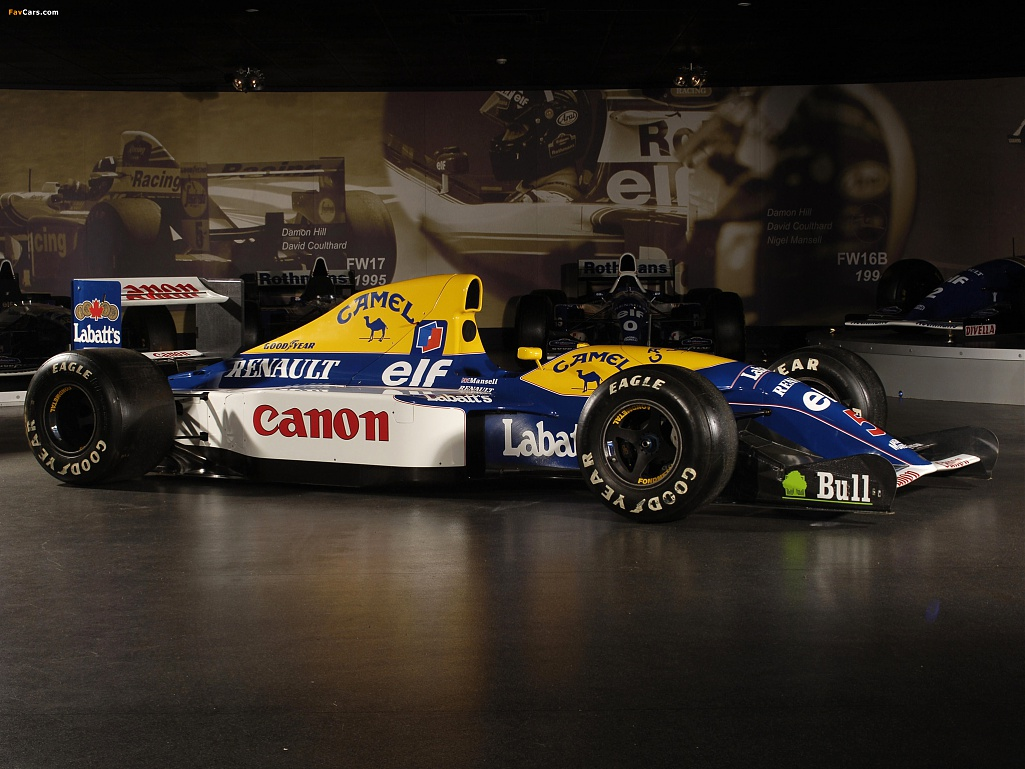 Click image for larger version.  Name:Williams - FW14B 1992.jpg Views:1 Size:225.4 KB ID:203865