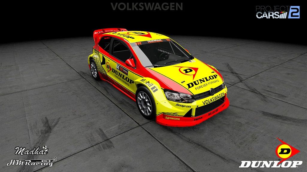 Click image for larger version.  Name:Dunlop VW Polo RX 01.jpg Views:1 Size:191.4 KB ID:281384