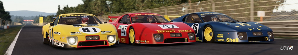 Click image for larger version.  Name:00 PROJECT CARS 3 FERRARI 512 BB LM at NORDS copy.jpg Views:0 Size:82.9 KB ID:282410