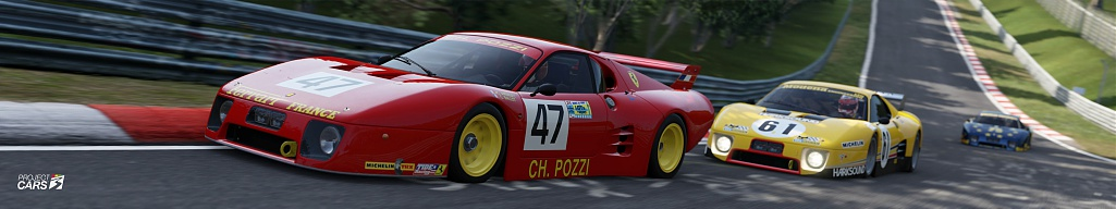 Click image for larger version.  Name:0 PROJECT CARS 3 FERRARI 512 BB LM at NORDS copy.jpg Views:0 Size:75.2 KB ID:282412