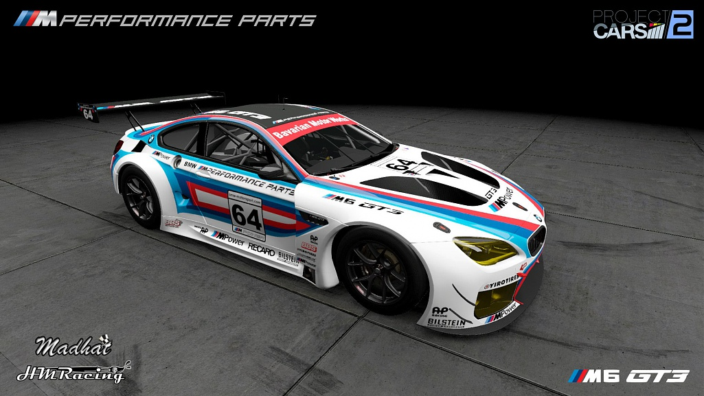 Click image for larger version.  Name:M Performance Parts BMW M6 GT3 01.jpg Views:1 Size:183.1 KB ID:280972