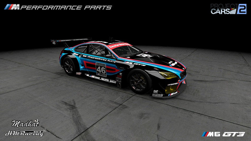 Click image for larger version.  Name:M Performance Parts BMW M6 GT3 v2 01.jpg Views:1 Size:156.9 KB ID:280981