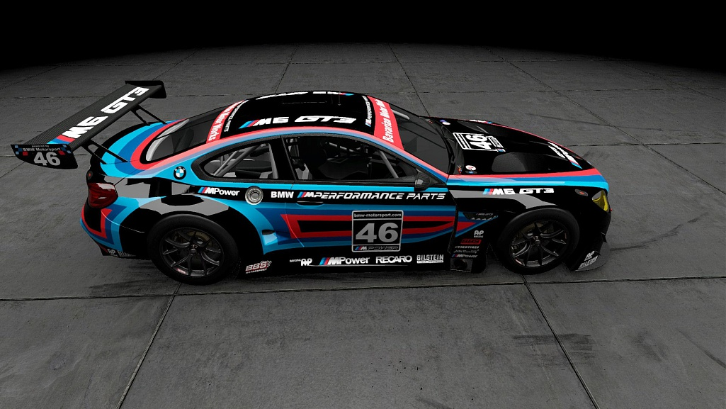 Click image for larger version.  Name:M Performance Parts BMW M6 GT3 v2 02.jpg Views:1 Size:180.5 KB ID:280982