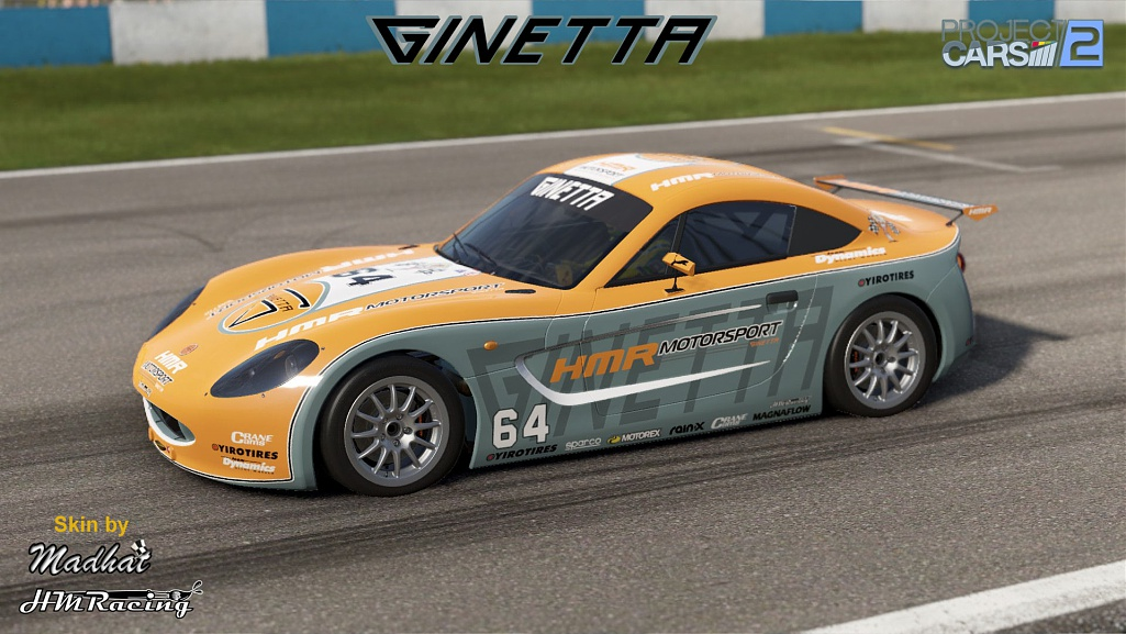 Click image for larger version.  Name:Ginetta G40 HMR 02.jpg Views:1 Size:199.9 KB ID:281419