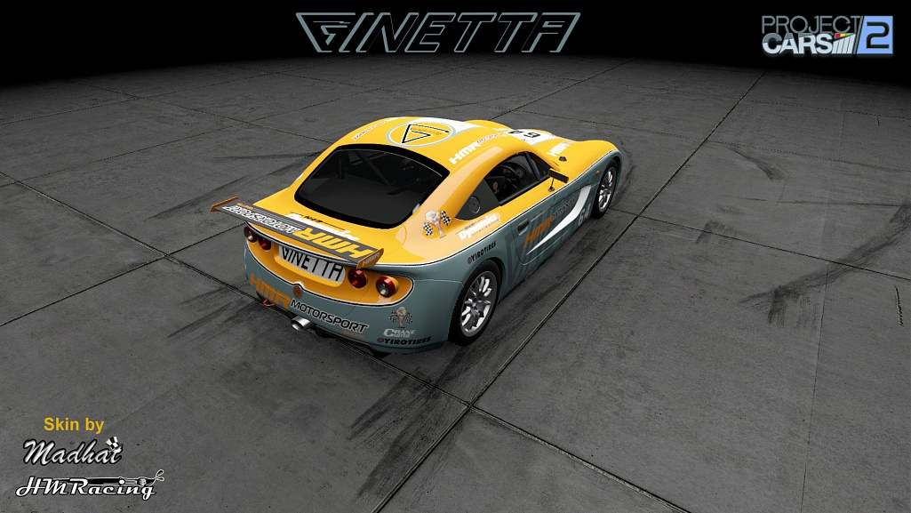 Click image for larger version.  Name:Ginetta G40 HMR 03.jpg Views:1 Size:189.1 KB ID:281420